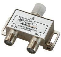 Сплиттер (делитель) с фильтром 1-2