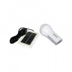Лампа светодиодная аккамуляторная на солнечной батарее RIGHT HAUSEN HN-041081