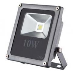 Прожектор 10W светодиодный Bellson SLIM 6000К