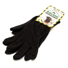 Перчатки Doloni  540 черные двойные
