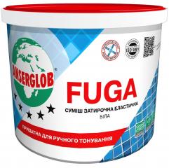 Затирка для плитки Anserglob Fuga белый, 3кг
