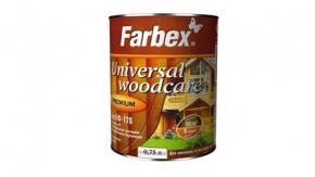 Лак Для внутренних и наружных работ ПФ-170 Farbex глянцевый  0,75 л