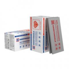 Пенополистирол экструдированный Техноплекс 100 мм 32 плотность 1,18х0,58 м (0,684м2)
