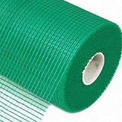 Сетка штукатурная фасадная зеленая 5х5 165 г/м2 , 1 м  Anserglob
