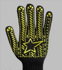 Перчатки Doloni  562 черные