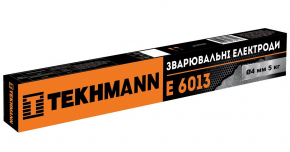 Электроды Tekhmann 4мм 5кг