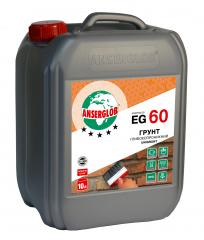 Грунтовка  Anserglob EG-60 10 л глубокого проникновения