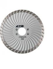 Диск отрезной алмазный 150*7*22,2мм турбоволна Ring/Wellcut