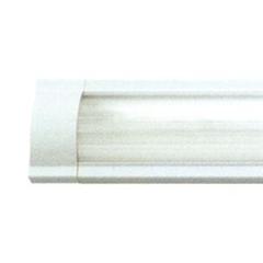 Светильник 1х18Вт стекло (к)
