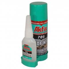 Клей AKFIX универсальный  50мл 705 с активатором