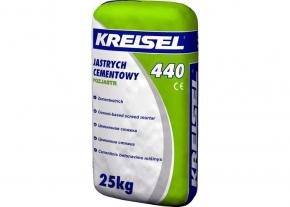 Стяжка цементная Kraisel Estrich-Beton 440  теплый пол 25 кг