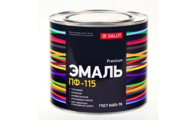Краска эмаль ПФ 115
