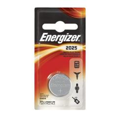 Батарейка литиевая диск Енергия  CR-2025 U-5, 1шт
