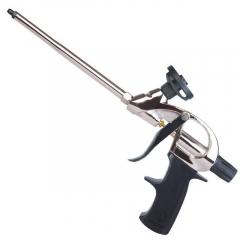 Пистолет для пены тефлон. покрытие держ. баллона и сопла, пласт. ручка Intertool PT-0604