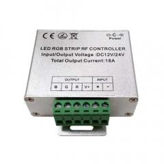 Контроллер для светодиодной ленты RGB OEM 18A-RF-5 Touch белый