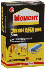 Холодная сварка Момент Эпоксилин DUO 2x25г