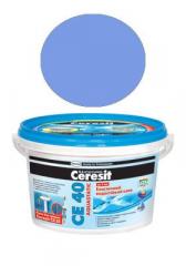 CE 40,2кг водостойкий синий (с)