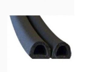 Уплотнитель D 2-й черный 12х10 (к)