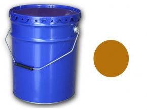 Эмаль для пола ПФ-266 DekArt Желто-коричневая 50 кг