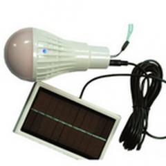 Лампа светодиодная аккамуляторная на солнечной батарее RIGHT HAUSEN