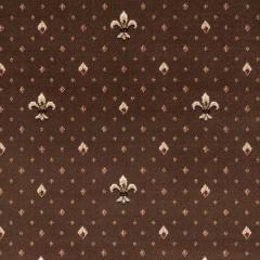 Ковролин Balta (Бельгия) серия Empire Wellington Тканный 4957/80 Коричневый (1м2) ширина (4м)