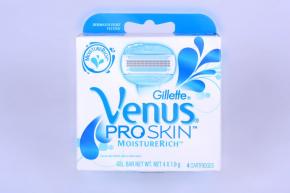 Бритвенные картриджи 4шт Gillette Venus
