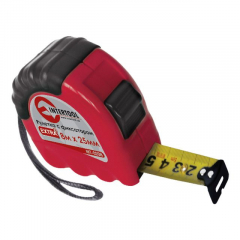 Рулетка  5м 19мм Shiftlock  Intertool MT-0205
