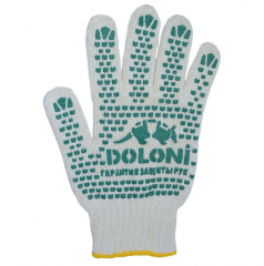 Перчатки Doloni  547 белые