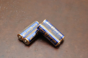 Батарейка пальчиковая Енергия Heavy Duty Super солевая LR06 AA S-2 2шт, 1шт