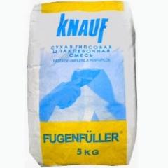 Шпатлевка гипсовая Knauf Fugenfuller  5 кг