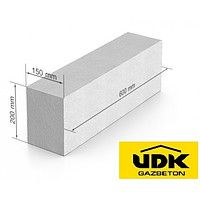 Газобетон UDK_SB 500 600x200x150 B 2,5