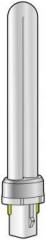 Лампа энергосберегающая Pls  9Вт  220В G23 4000K ELM 17-0098