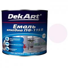 Эмаль ПФ-115 DekArt Белая  2,8 кг