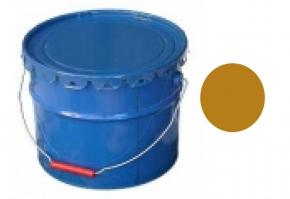 Эмаль для пола ПФ-266 Farbex Желто-коричневая  25 кг