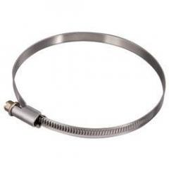 Хомут-зажим металлический 120-140мм 1 шт