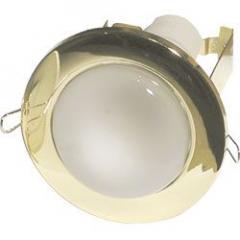 Светильник R50 золото (л)