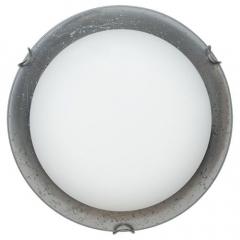 Светильник стеклянный НББ Аква 2*60Вт Е27 d=300 (24200)