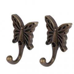 Крючок-вешалка Бабочка