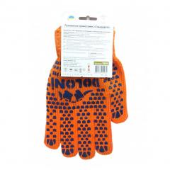 Перчатки Doloni  584  оранжевые