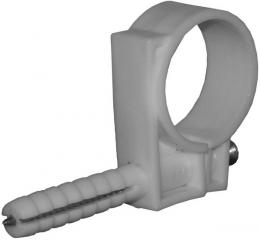 Обойма для труб и кабеля 10-12мм