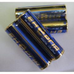 Батарейка минипальчиковая Енергия Digital Alkaline щелочная LR03 AAA S-2 2шт, 1шт