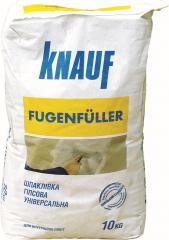 Шпатлевка гипсовая Knauf Fugenfuller 10 кг