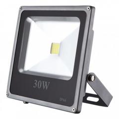Прожектор 30W светодиодный Bellson SLIM 6000К