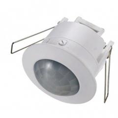 Датчик движения встраиваемый потолочный белый 360град Right HAUSEN HN-061021