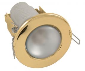 Светильник R39 золото (л)