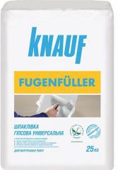 Шпатлевка гипсовая Knauf Fugenfuller 25 кг