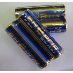 Батарейка минипальчиковая Енергия Digital Alkaline щелочная LR03 AAA U-5, 1шт