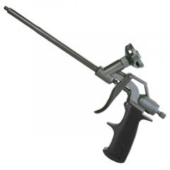 Пистолет для пены с полным тефлон. покрытием, редукц. регулятор, пласт. ручка Intertool PT-0606
