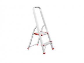 Лестница стремянка 2ст 0,40м, до 120кг металлическая, квадратный профиль  Elits