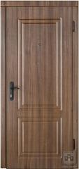 Дверь входная Форт Нокс серия Комфорт модель DG-4 орех альпийский